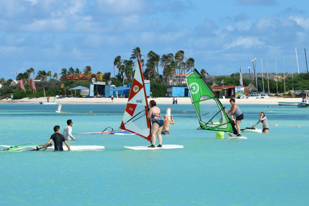 Windsurfing – Vela Aruba – Vela Sports Aruba